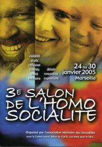 Salon de l'homosocialité 2005