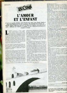 Claude sigala en prison 1983