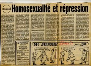 Débat sur la répression – Mars 1979