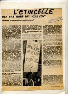Article l'Etincelle Marseille 2-78