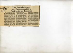 Liste homosexuelle Aix Cardon 79