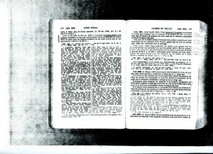 La réforme du code Pénal retoquée 1978