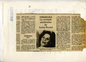 Anita Briant USA 1978