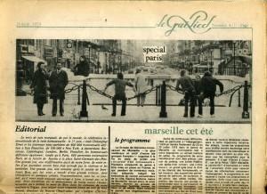 Articles de Gai Pied sur la 1ère UEH – Août 1979