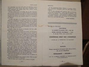 Arcadie Baudry juge les GLH 1979