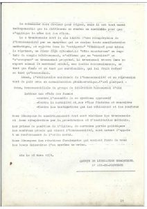Bulletin des GLH de province mai 76 : Aix en Provence