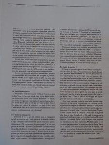 UEEH  2001 : article J. Fortin Triangul'ère