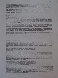 UEEH 2001 : Présentation du colloque des jeunes  (extraits)