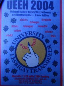 UEEH 2004 : Affiche