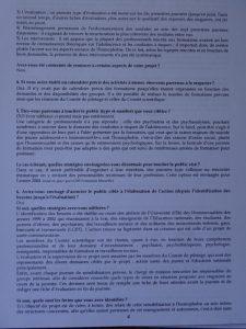 UEEH 2003 : sensibilisation à l'homophobie (extraits)