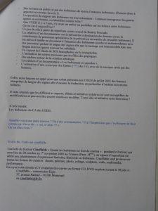 UEEH 2005 : réunions préparatoires lesbiennes