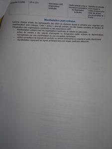 UEEH 2006 : colloque discriminations 22 juillet (extraits)