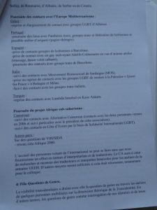 UEEH 2007 : rapport d'activités (extraits)