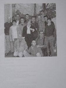 UEEH 2000 : les membres du CA