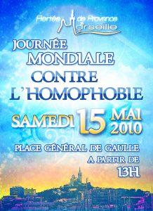 Fiertés de Provence 2010 – 2015