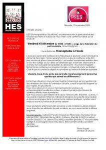 HES Marseille (Homosexualité et socialisme) 2009
