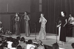 Juillet 79 : le gala terminal de l'UEH