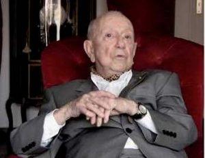 Maurice Chevaly décédé le 7 mars 2020